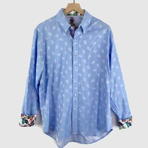 Robert Graham Vote Democrat Classic Shirt Large